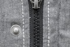 Closed zipper Stock Photos