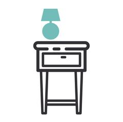 Furniture icon vector illustration Stock Illustration