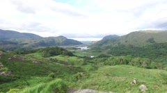 River at Killarney National Park valley in ireland 79 Stock Footage