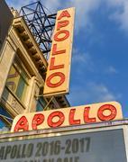 Apollo Theater - Harlem, New York Stock Photos