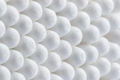 Cotton tips Stock Photos