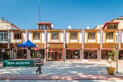 Iznik municipality building in Turkey Stock Photos