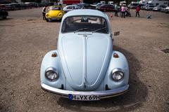 Volkswagen Kaefer Meeting in Celle, Germany Stock Photos
