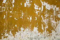 Old metal texture with peeling paint Stock Photos