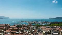 Port of La Spezia Stock Footage