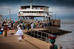 Africa, Sierra Leone, Freetown Stock Photos