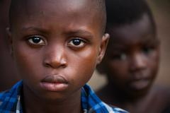 Yongoro, Sierra Leone, West Africa Stock Photos