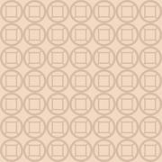 Circles squares wallpaper background design Stock Illustration