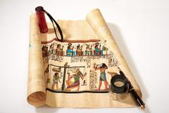 Ancient Egyptian Religion Stock Photos