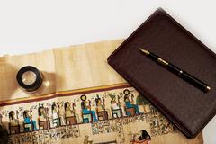 Journey into the history of ancient Egypt Stock Photos
