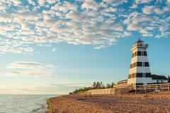 Cedar Dunes Provincial Park's Lighthouse Stock Photos