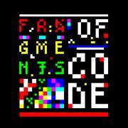 Old computer bitmap pixel image Piirros