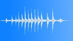 Foley - Washboard wooden scrape 01 Sound Effect