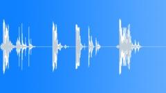 Tin Roll Sound Effect