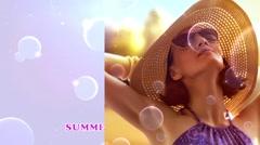 Summer Slideshow v2 Kuvapankki erikoistehosteet