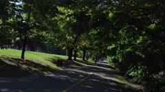 Ottawa's Rideau Canal Stock Footage