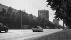 Road machines, Timelapse, 4k Stock Footage