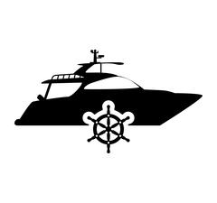Ship anchor transportation design Piirros