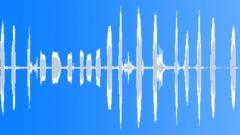 Animals Alpacas Single Calls Series x 18 Vocal Various Short Rough Reacts Low E Sound Effect
