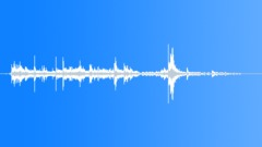 Foley Aluminum Foil Moves Crinkle Quick Sound Effect
