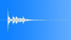 Foley Badge Badge Plastic Hit Metal Security Swipe Soft Plastic Click Interior Sound Effect