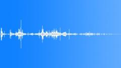 Foley Bag Knapsack Grab Moves Stuff Papers Sound Effect