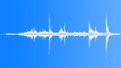 Birds Eagles Golden Eagle Jump Wings Flutter Hard Hits Close POV Exterior Sound Effect