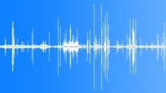 Military Battle Civil War Constant - continuous shouts musket fire. Close drum Sound Effect