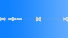Sound Design Beeps Blurps Beep Sci-Fi Bleeps Boop Low Sound Effect