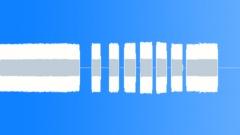 Sound Design Beeps Beeps Buzz Long Short Varied Sound Effect