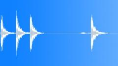 Backgrounds The Cook Islands Rarotonga Atiu Mangai Bell Church Ring x4 Int POV Sound Effect