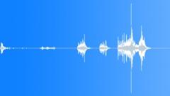 Foley Paper Cutter Blade Paper Cutter Slash Box 1 Sound Effect