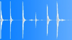 Foley Body Fall Concrete Slap Hard x5 Sound Effect