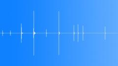 Foley Body Hits Back Pats Series Sharp Hits Single Multiple Congratulate Close Sound Effect