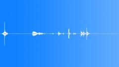 Foley Book Page Turn Scrape Close Replace Sound Effect