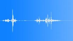 Foley Book Pages Heavy Turn Flex Sound Effect