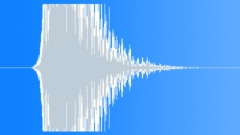 Ice and Snow Boom Vocal Blast Sound Effect