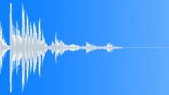Sports Bowling Bowling Ball Drop Wood Bounc3 Sound Effect