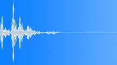 Sports Bowling Bowling Ball Drop Wood Short Sound Effect