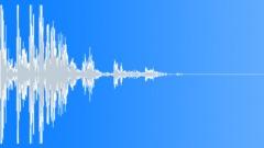Sports Bowling Bowling Ball Drop Wood Skips3 Sound Effect