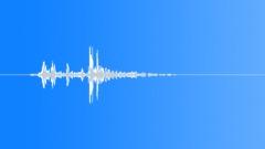 Foley Box Arrange Deep Thumpy Sound Effect