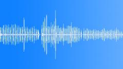 Humans Breaths Inhale Exhales Series x3 Deep Rhythmic Fast Short Throaty Pantin Sound Effect