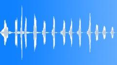 Animals Bulls Single Calls Series x14 Desperate Helpless Bellow Medium Close Ex Sound Effect