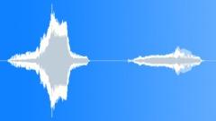 Animals Bulls Single Rare Call Smooth Bellow Dull Close Up Exterior Sound Effect