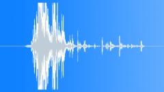 Foley Various Foley Bullet Impacts Ceramic Bowl or Bone Sound Effect