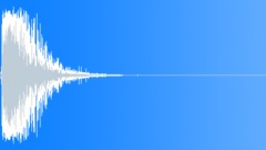 Sound Design Hits Bursts Burst Blast Ruffled Resonnant Sound Effect