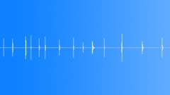 Metal Hits Metal Storage Canister Metal Lid Hit Series x14 Ping Clacks Sharp Li Sound Effect