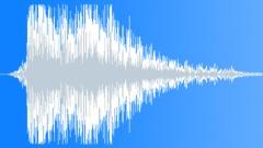 Sound Design Lasers Cannon Blast Single Shot Äänitehoste