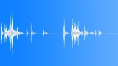 Impacts Cardboard Box Drops Debris Sound Effect