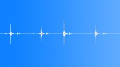 Construction Tools Hand Caulking Gun Trigger Clicks Sound Effect